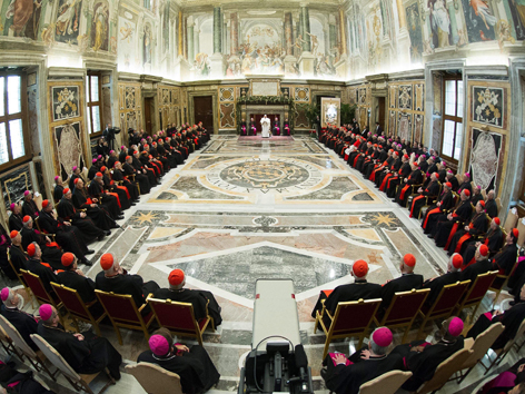 Papst Franziskus setzt auf Art of Hosting