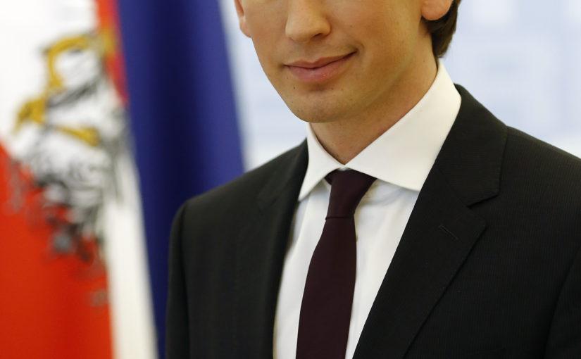 Sebstian Kurz zum 5. Mal als Bundeskanzler gewählt